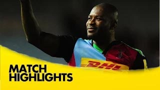 video rugby Harlequins v Bath - Aviva Premiership Rugby 2014/15
