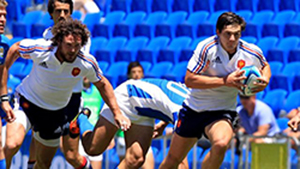 video rugby IRB 7 Hong Kong Blow