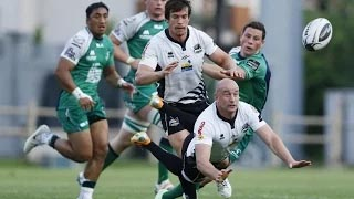 video rugby Zebre v Connacht Highlights – GUINNESS PRO12 2014/15