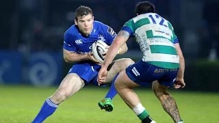 video rugby Leinster v Benetton Treviso Highlights – GUINNESS PRO12 2014/15