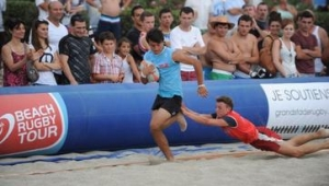 video rugby Beach Rugby Tour : Argelès-sur-Mer