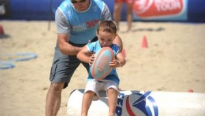 video rugby Beach Rugby Tour : Royan