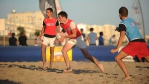 video rugby Beach Rugby Tour: Saint Jean de Monts