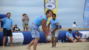 video rugby Beach Rugby Tour : Trouville