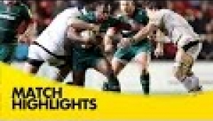 video rugby Leicester Tigers v Wasps - Aviva Premiership Rugby 2014/15