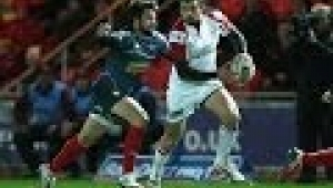 video rugby Scarlets v Ulster - Full Match Report 2nd Nov 2013