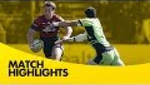 video rugby Saracens vs Northampton Saints - Aviva Premiership Rugby 2013/14