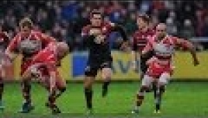 video rugby Gloucester Rugby vs Saracens - Aviva Premiership Rugby 2013/14