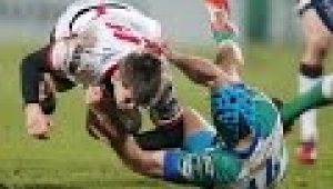 video rugby Ulster v  Benetton Treviso Highlights  GUINNESS PRO12 2014/15