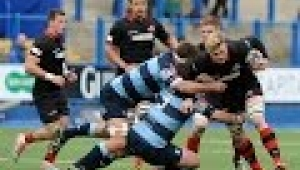 video rugby Cardiff Blues v Edinburgh  Highlights ? GUINNESS PRO12 2014/15