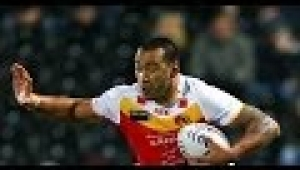 video rugby London Broncos v Catalan Dragons 17.04.2014