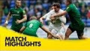 video rugby London Irish v Saracens - Aviva Premiership Rugby 2014/15