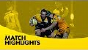 video rugby Worcester Warriors vs London Wasps - Aviva Premiership Rugby 2013/14