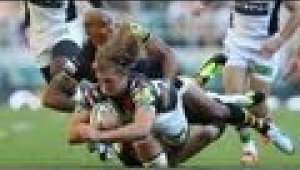 video rugby London Wasps vs Harlequins - Aviva Premiership Rugby 13/14