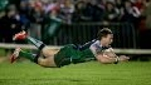 video rugby Connacht v Munster Highlights  GUINNESS PRO12 2014/15