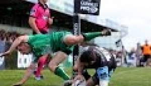 video rugby Connacht v Glasgow Warriors Highlights ? GUINNESS PRO12 2014/15