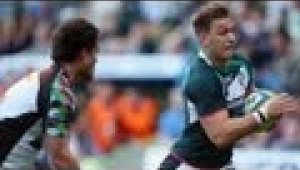 video rugby London Irish vs Harlequins - Aviva Premiership Rugby 2013/14