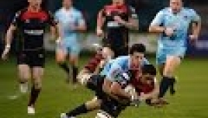 video rugby Newport Gwent Dragons v Zebre  Highlights  GUINNESS PRO12 2014/15
