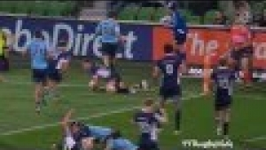 video rugby Rebels vs Waratahs Week 15 2013