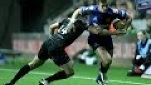 video rugby Ospreys v Newport Gwent Dragons  - Full Match Report 25th Oct 2013