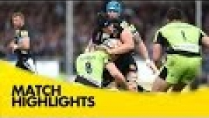 video rugby Exeter Chiefs v Northampton Saints - Aviva Premiership Rugby 2014/15