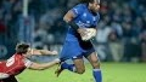 video rugby Leinster v Scarlets Full Match Report 30th Nov 2013