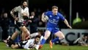 video rugby Leinster v Zebre Highlights GUINNESS PRO12 2014/15