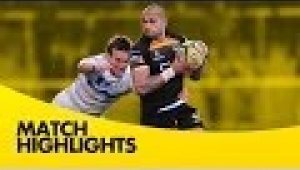 video rugby London Wasps vs London Irish - Aviva Premiership Rugby 2013/14