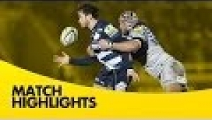 video rugby Sale Sharks vs Saracens - Aviva Premiership Rugby 2013/14