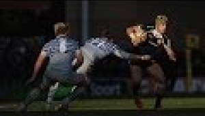 video rugby Exeter Chiefs vs Saracens - Aviva Premiership Rugby 2013/14