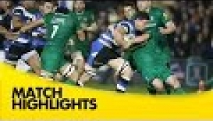 video rugby Bath v London Irish - Aviva Premiership Rugby 2014/15