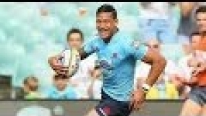 video rugby Waratahs vs. Force (Super Rugby 2014)