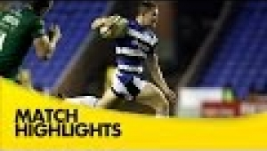 video rugby London Irish v Bath - Aviva Premiership Rugby 2014/15