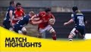 video rugby London Welsh v Sale Sharks - Aviva Premiership Rugby 2014/15