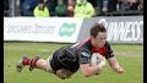 video rugby Newport Gwent Dragons v Leinster Highlights ? GUINNESS PRO12 2014/15