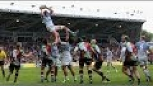 video rugby Harlequins vs Saracens - Aviva Premiership Rugby 2013/14