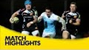 video rugby Exeter Chiefs v Newcastle Falcons - Aviva Premiership Rugby 2014/15