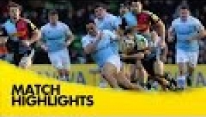 video rugby Harlequins v Newcastle Falcons - Aviva Premiership Rugby 2014/15