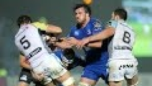 video rugby Leinster v Ospreys  Highlights - GUINNESS PRO12 2014/15