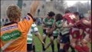 video rugby Benetton Treviso v Scarlets - Full Match Report 8th February 2014