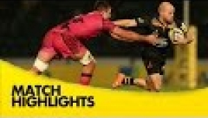 video rugby Wasps v London Welsh - Aviva Premiership Rugby 2014/15