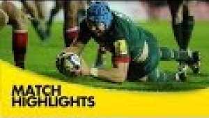 video rugby London Welsh v Leicester Tigers - Aviva Premiership Rugby 2014/15