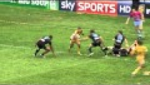 video rugby London v Castleford