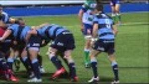 video rugby Cardiff Blues v Benetton Treviso  Highlights - GUINNESS PRO12 2014/15