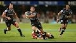 video rugby Sharks vs Lions Super Rugby 2014 Highlights | RD 4