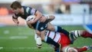 video rugby Cardiff Blues v Edinburgh Full Match Report 6th Oct 2013
