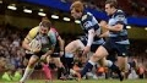 video rugby Cardiff Blues v Ospreys Highlights ? GUINNESS PRO12 2014/15