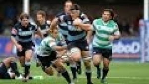 video rugby Cardiff Blues v Benetton Treviso Full Match Report 02 November 2013