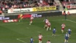 video rugby Wigan Warriors VS. Wakefield Wildcats