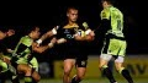 video rugby London Wasps vs Northampton Saints - Aviva Premiership Rugby 2013/14